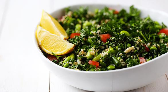 Salată de pătrunjel