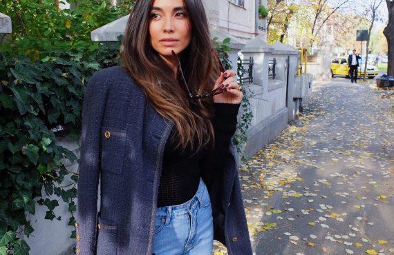blazerul Chanel