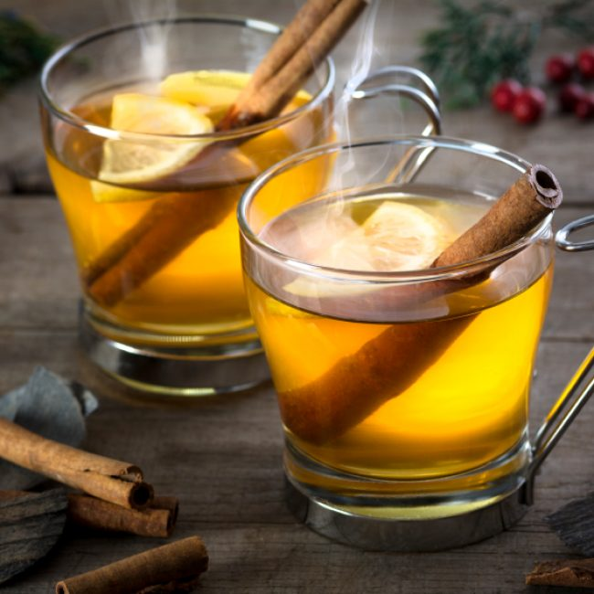 cocktail Hot Toddy by Lili Sandu