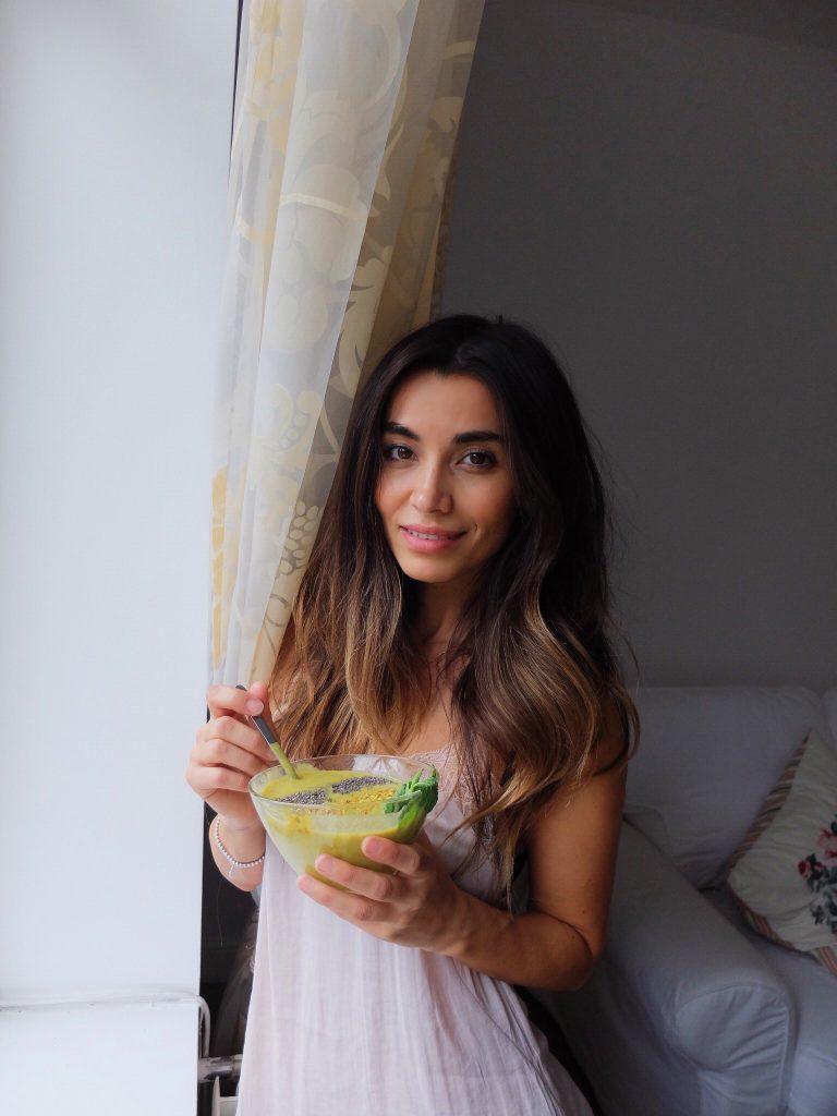 vitamina C smoothie by Lili Sandu
