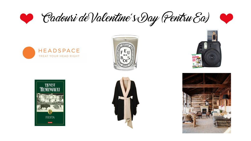 Valentine's Day Gift Guide by Lili Sandu