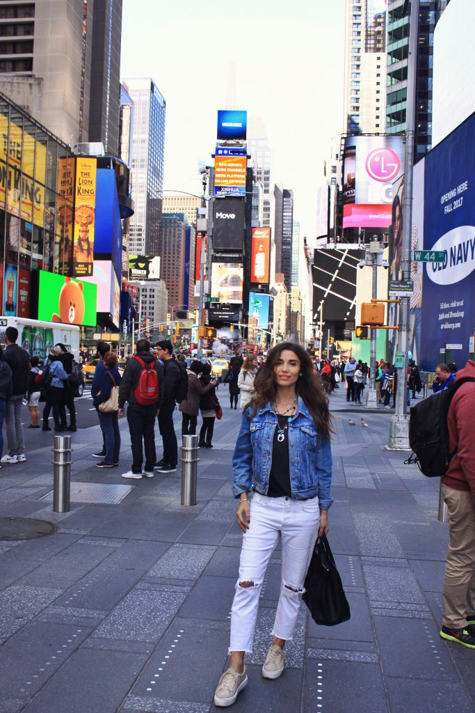 New York City - Travel with Lili Sandu