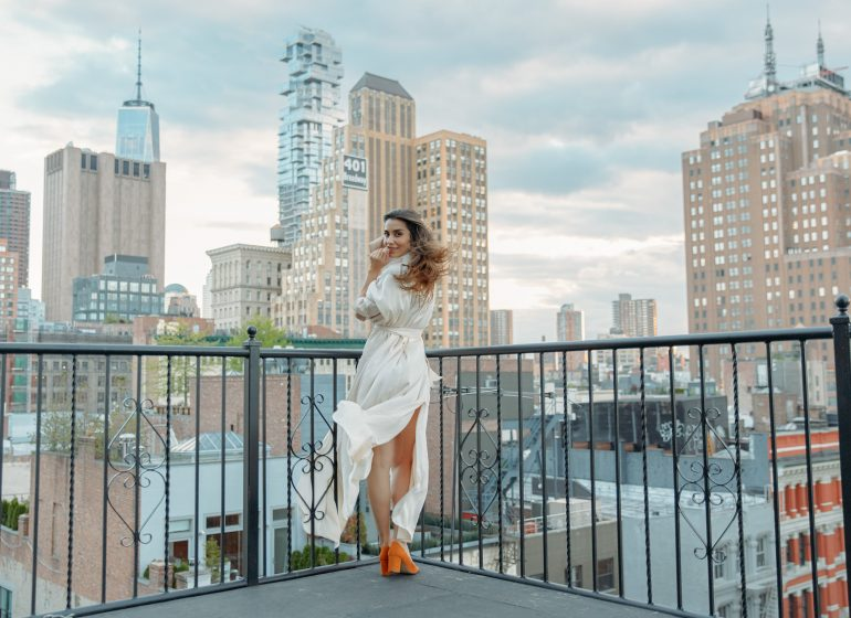 New York City / Travel with Lili Sandu