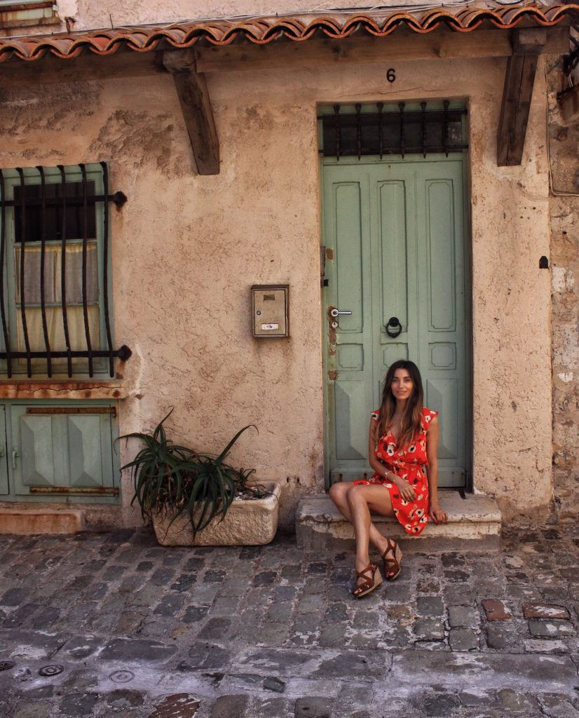Outfit of the day / South of France / Lili Sandu