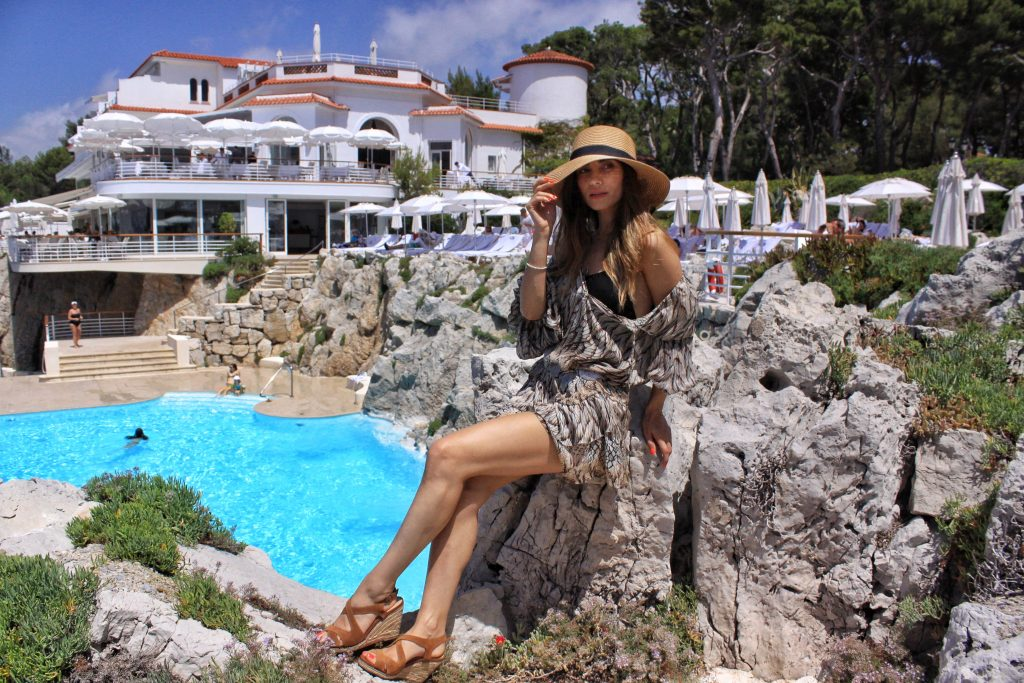 Outfit of the day / Antibes / www.lilisandu.ro