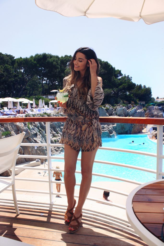 Outfit of the day by Lili Sandu
