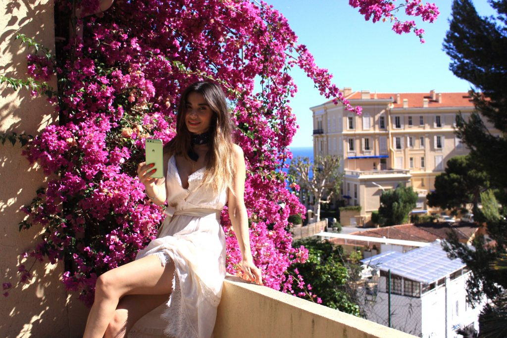 French Riviera with Lili Sandu