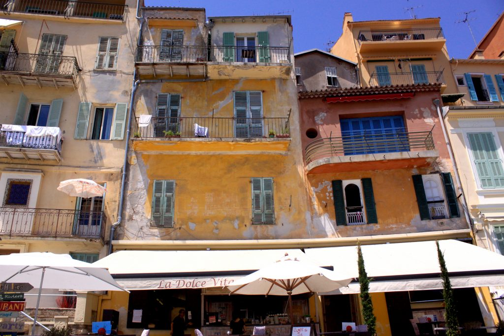 French Riviera / Travel with Lili Sandu