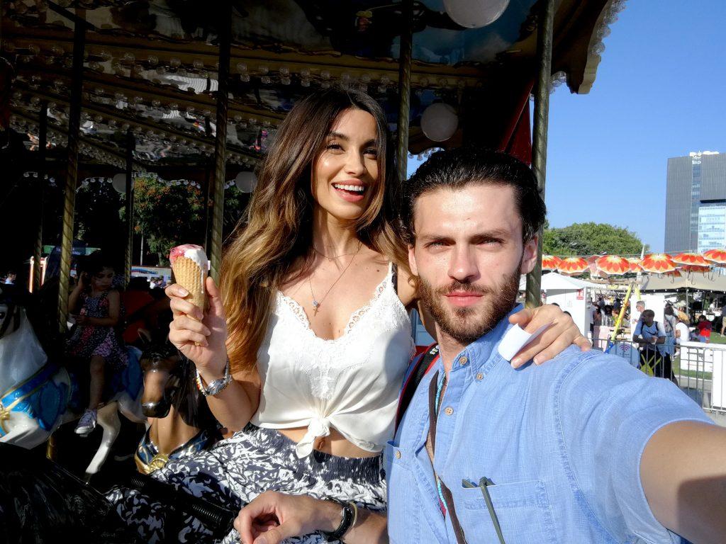 Silviu Tolu & Lili Sandu @ Bucharest Street Food Festival