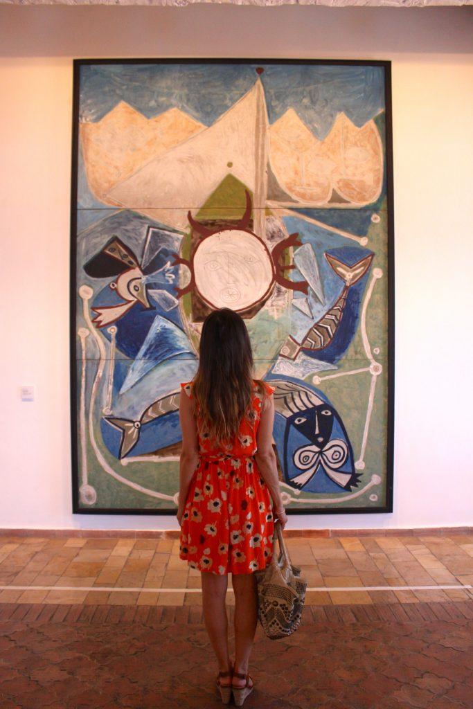 Picasso Museum / www.lilisandu.ro
