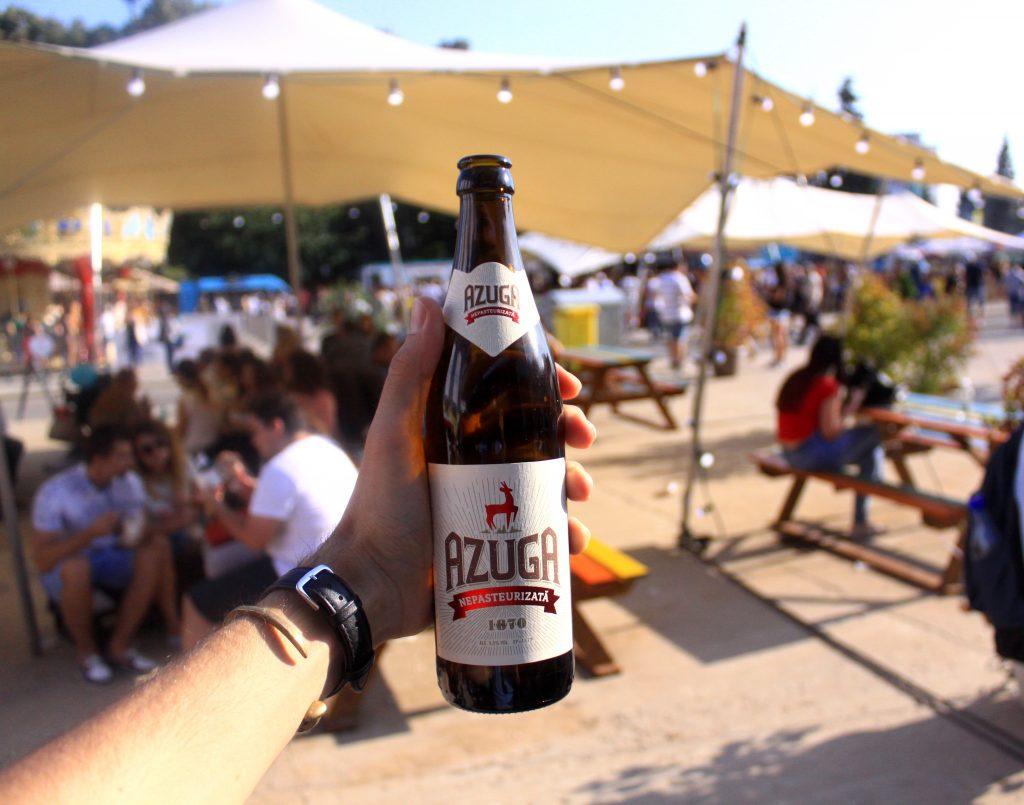 Bere Azuga @ Street Food Festival / By Silviu Tolu for lilisandu.ro