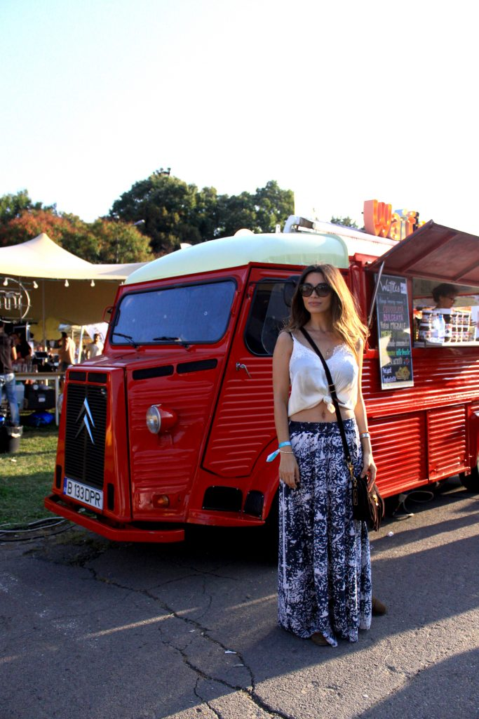 Lili Sandu @ Bucharest Street Food Carnival by Silviu Tolu