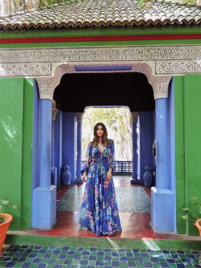 Jardin Majorelle, Maroc / Lili Sandu