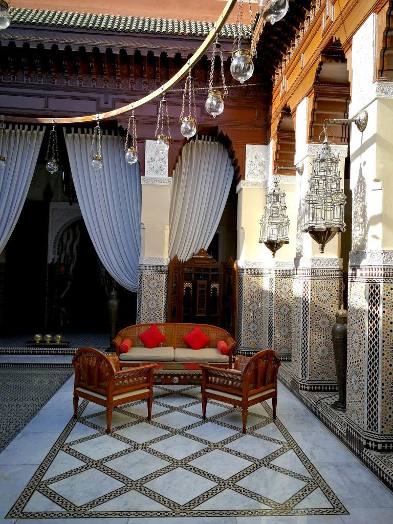 Royal Mansour, Maroc / Silviu Tolu si Lili Sandu