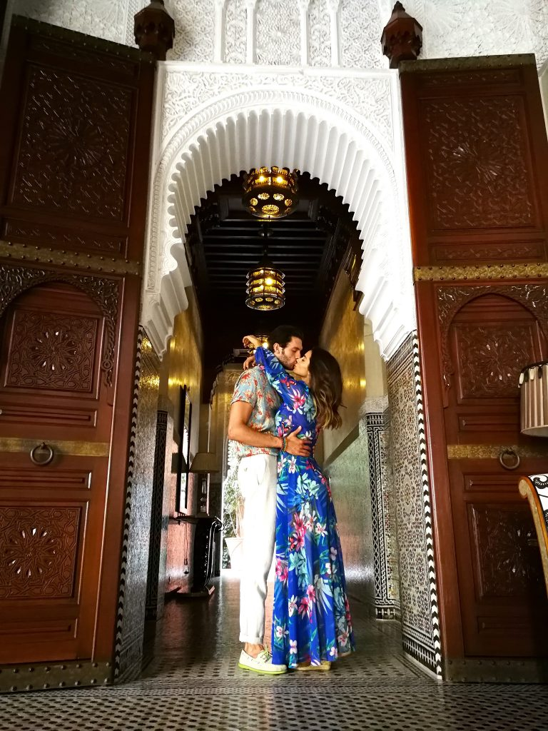 Royal Mansour, Maroc / Lili Sandu si Silviu Tolu