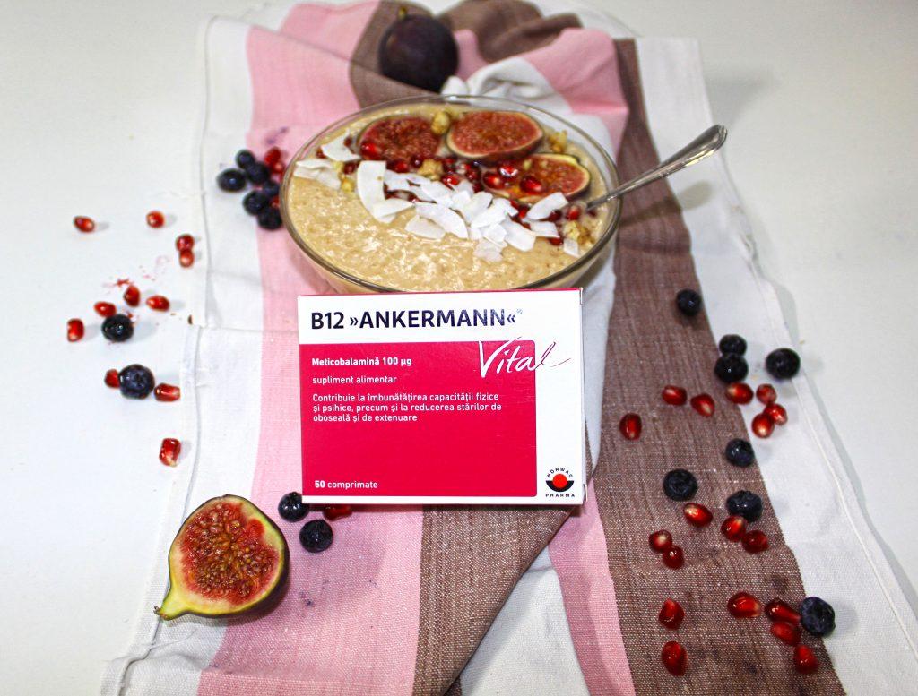 Vitamina B12 Ankermann // by Lili Sandu