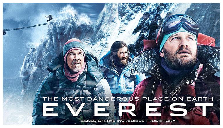 Everest / Filme de vizionat iarna aceasta