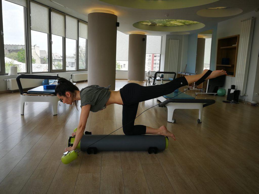 Pilates - echilibrul dintre corp și minte / Lili Sandu