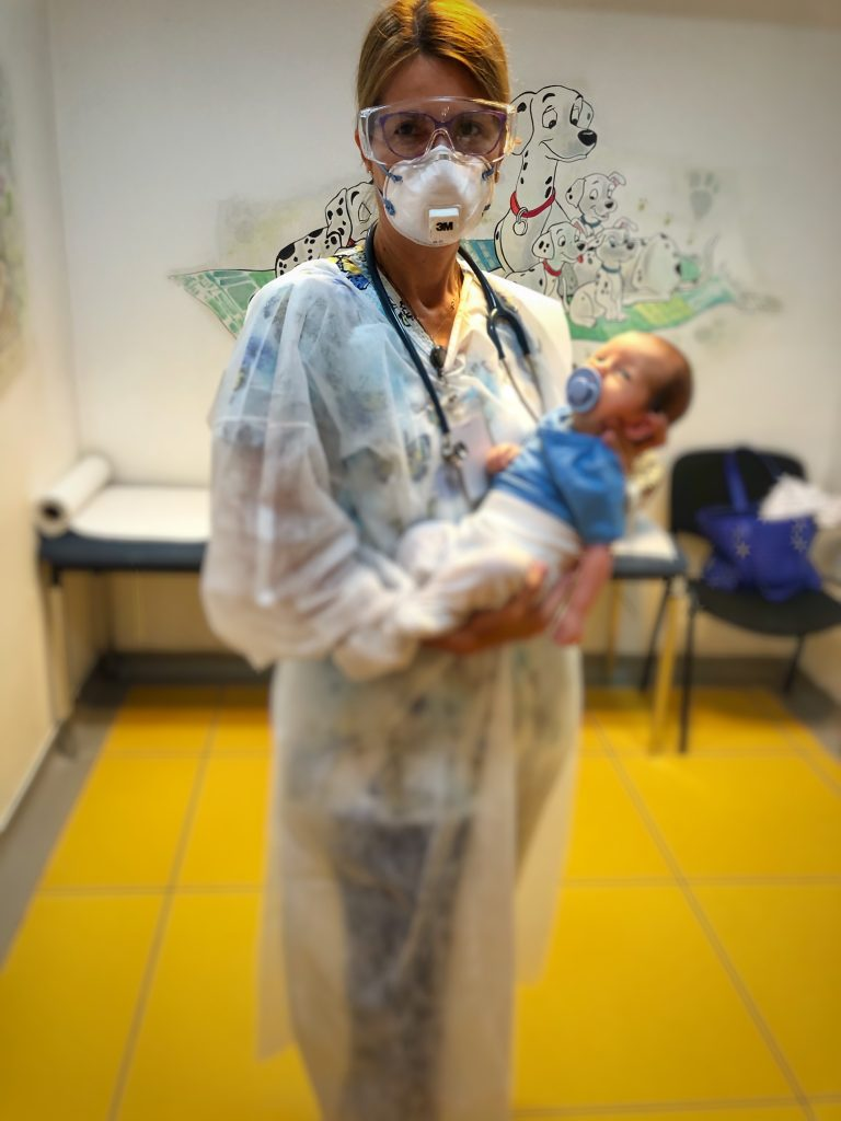 Nașterea la Maternitatea Sanador - Lili Sandu